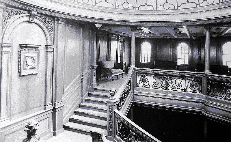 RMS Olympic - Photo Page