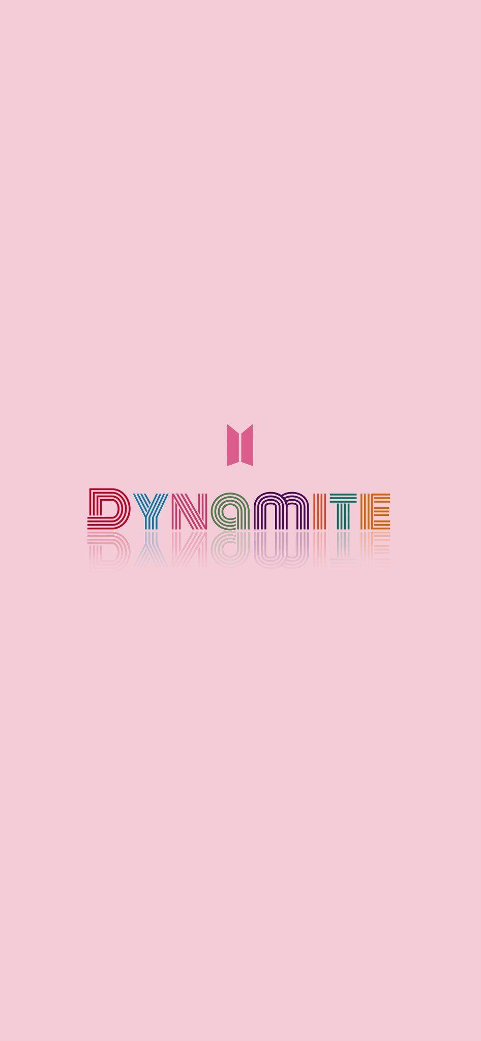 Bts Dynamite Wallpaper Lockscreen Edit Di 2020 Bts Wallpaper Ponsel Latar Belakang
