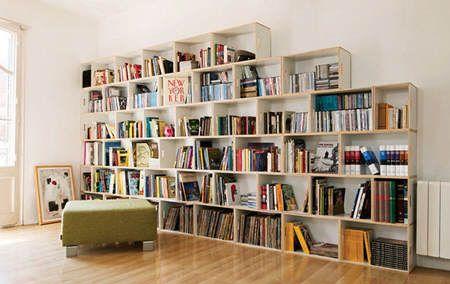 cajas_recicladas_estanteria_2 | decoracion | Pinterest | Cajas ...