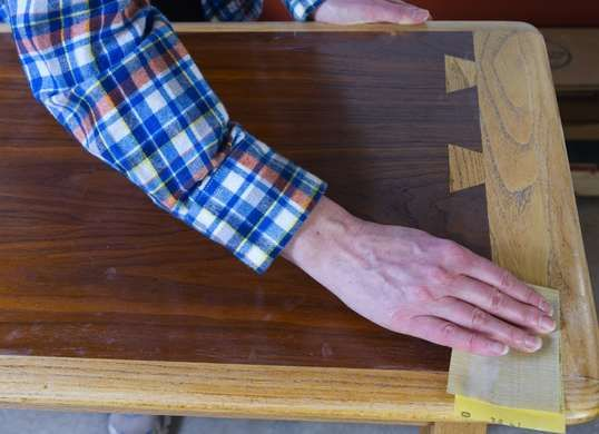 Stripping Wood Furniture On Pinterest Chalk Paint Tutorial And Restoring Furniture