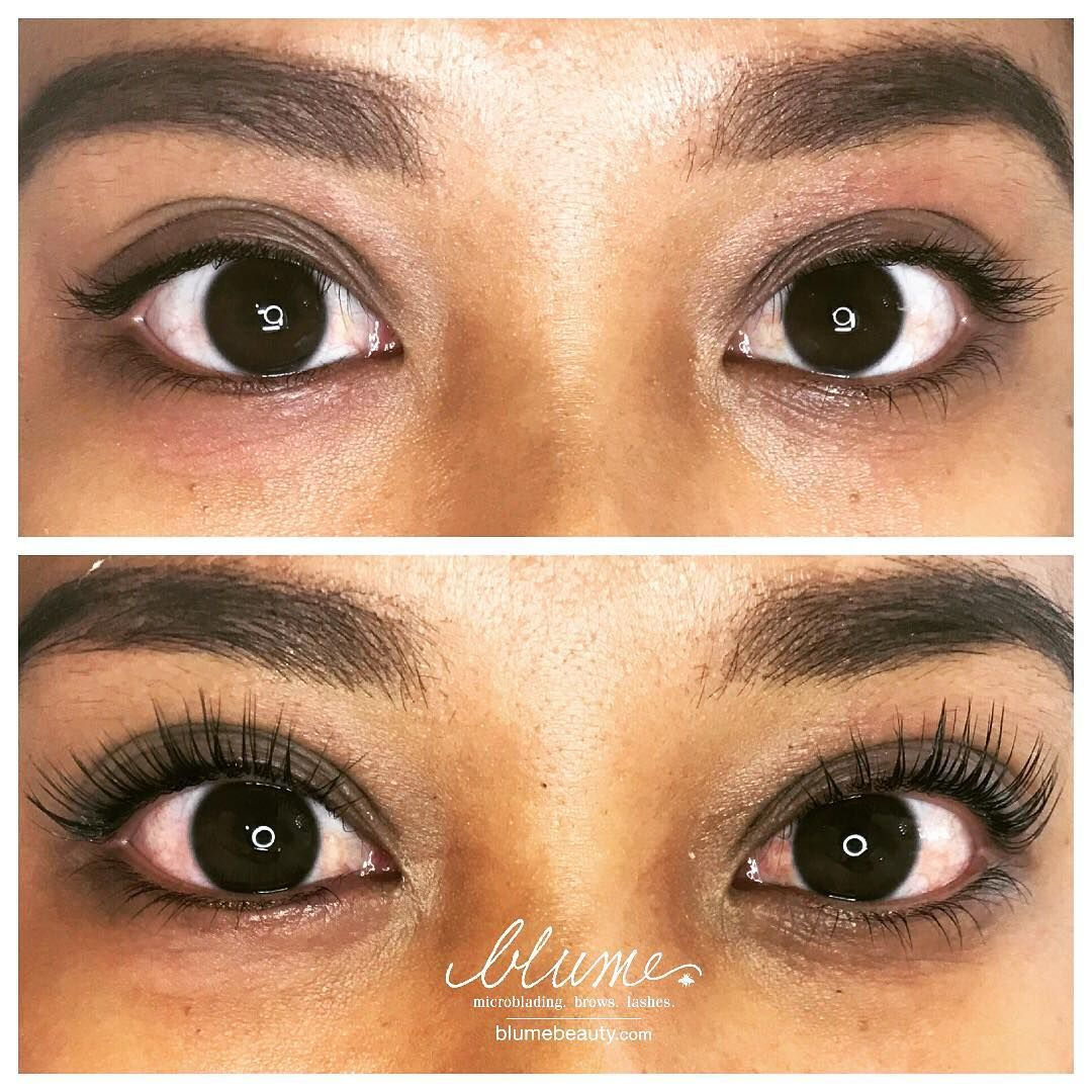 This lash lift is truly going to revolutionize what we do