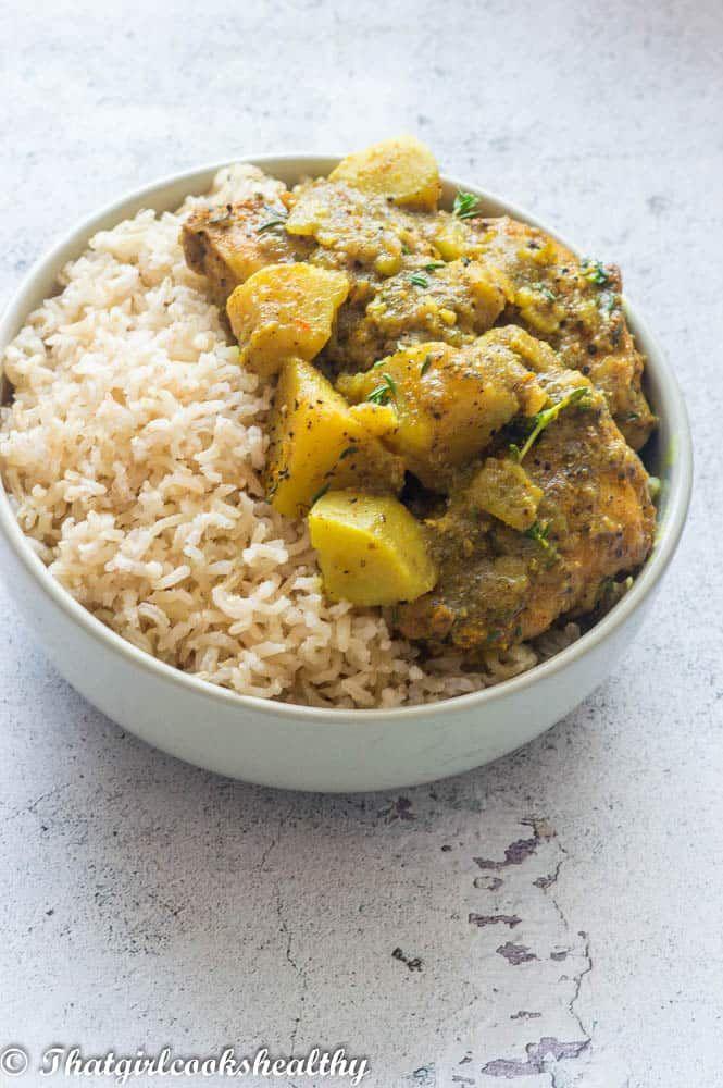 jamaican curry chicken  recipe  jamaican curry chicken