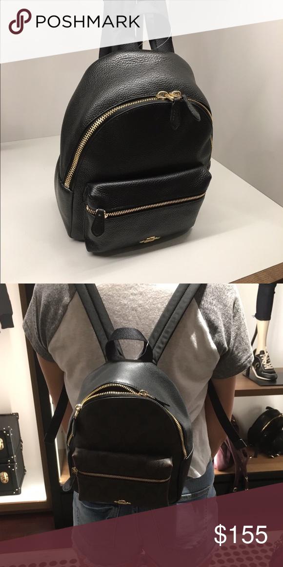 3016ba8ee3 Coach mini backpack Brand new 100% authentic. Comes with Coach paper bag  and gift receipt. Coach Bags Backpacks