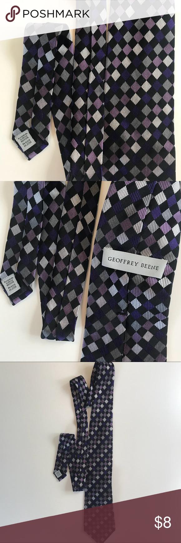 3a2c4227c007 100% silk tie  Gray