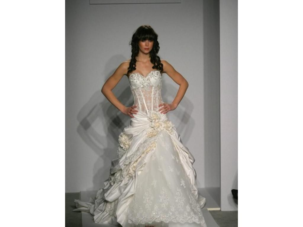 Pnina Tornai 10 2 Stripper Fairy wedding dresses This is still my ...