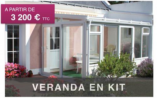 Véranda en kit pergola aluminium et carport sur mesure clikit devis gratuit en ligne