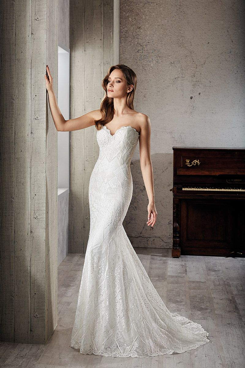 a009a22d612a Couture Style CT220 by Eddy K. Find this dress and more at Janene's Bridal  Boutique located in Alameda, Ca. Contact us at (510)217-8076 or email us ...