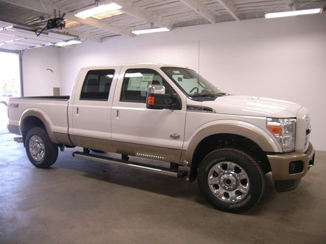 2012 Ford F 350 White New Trucks Wichita Ks New Trucks Cars