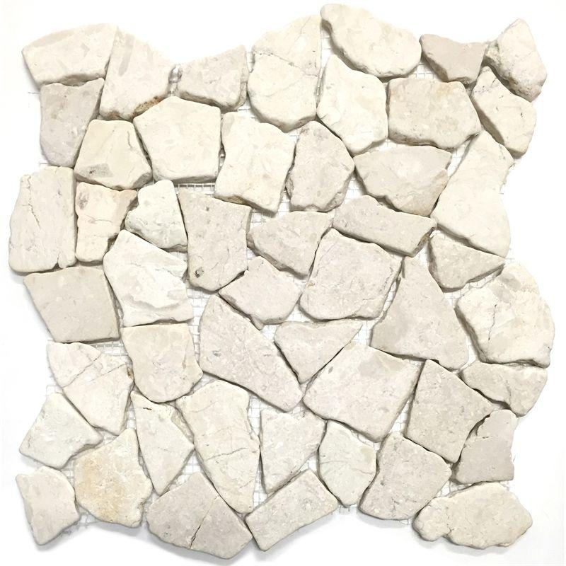 Decor8 Tiles 300 x 300 x 10mm Beige Java Marble Tile
