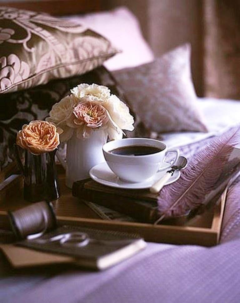 Красивые открытки кофе в постель, банковские карты