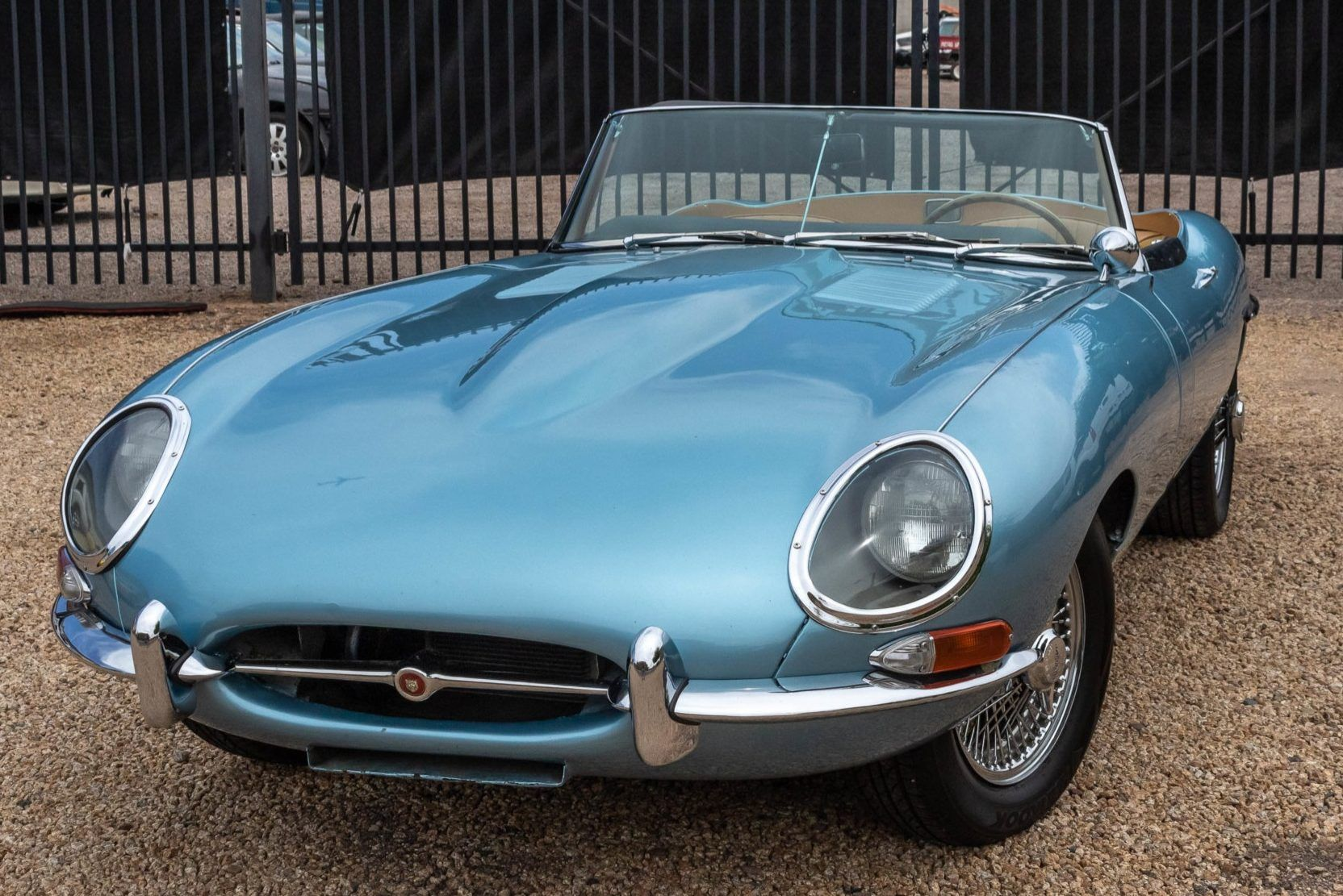 1964 Jaguar XKE Series I 3.8 Roadster