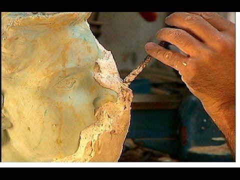 La técnica del vaciado en la escultura