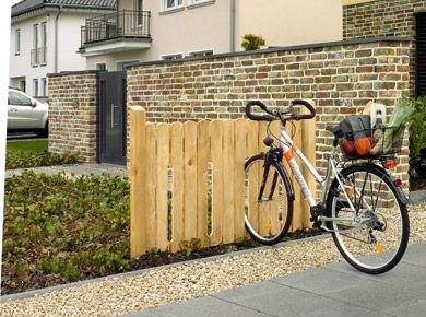 Toom Baumarkt Fahrradstander Pedalo Holztor Selber Bauen Fahrrad Unterstand Fahrrad