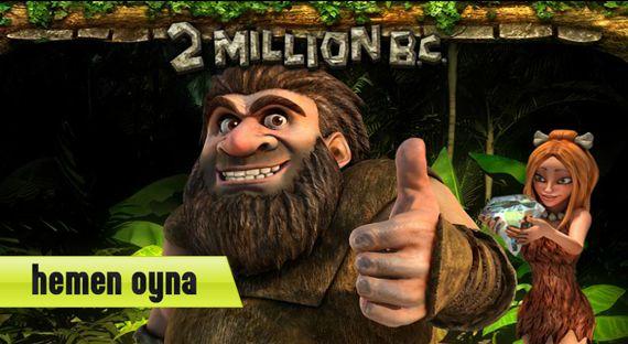 Milattan Önce 2 Milyon 3D Slot Oyunu