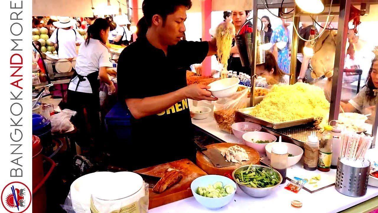 Chinese New Year 2018 The Food Stalls Platinum Fashion Mall Bangkok Food Stall New Year 2018 Food