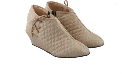 Anand Archies Boots - Buy Beige Color Anand Archies Boots Online at Best Price - Shop Online for Footwears in India | Flipkart.com