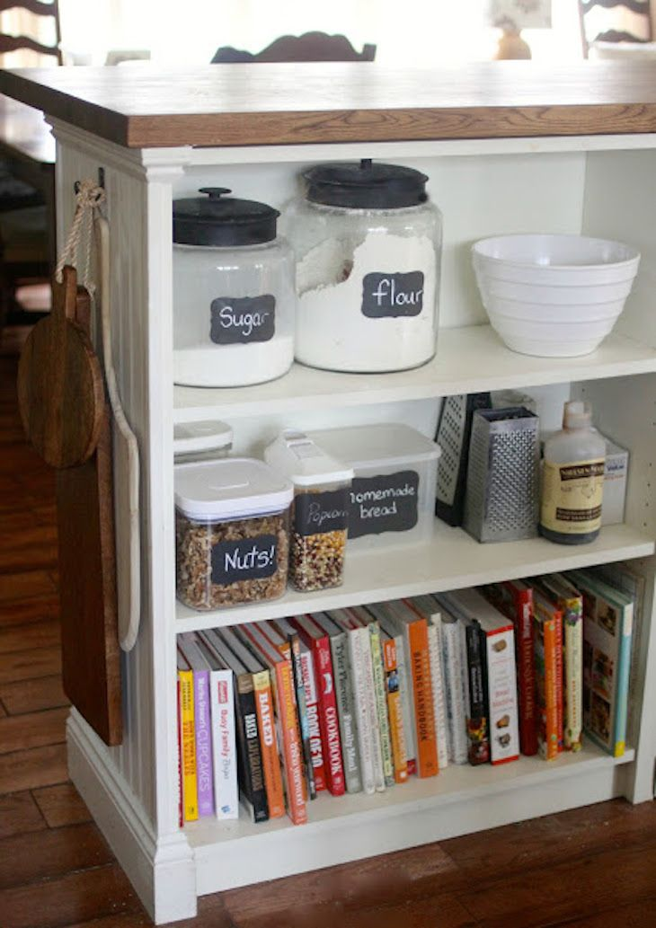 Diy bookcase kitchen island Desk Turned Kitchen Few Ways To Repurpose Bookcases So Ill Have Cutesy Home In 2019 Pinterest Kitchen Diy Kitchen Island And Kitchen Island Ikea Hack Pinterest Few Ways To Repurpose Bookcases So Ill Have Cutesy Home In