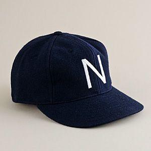 Ebbets Field Flannel Ball Caps