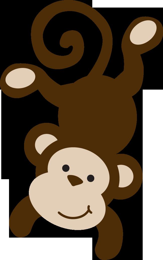 Pin Em Macacos Bebe