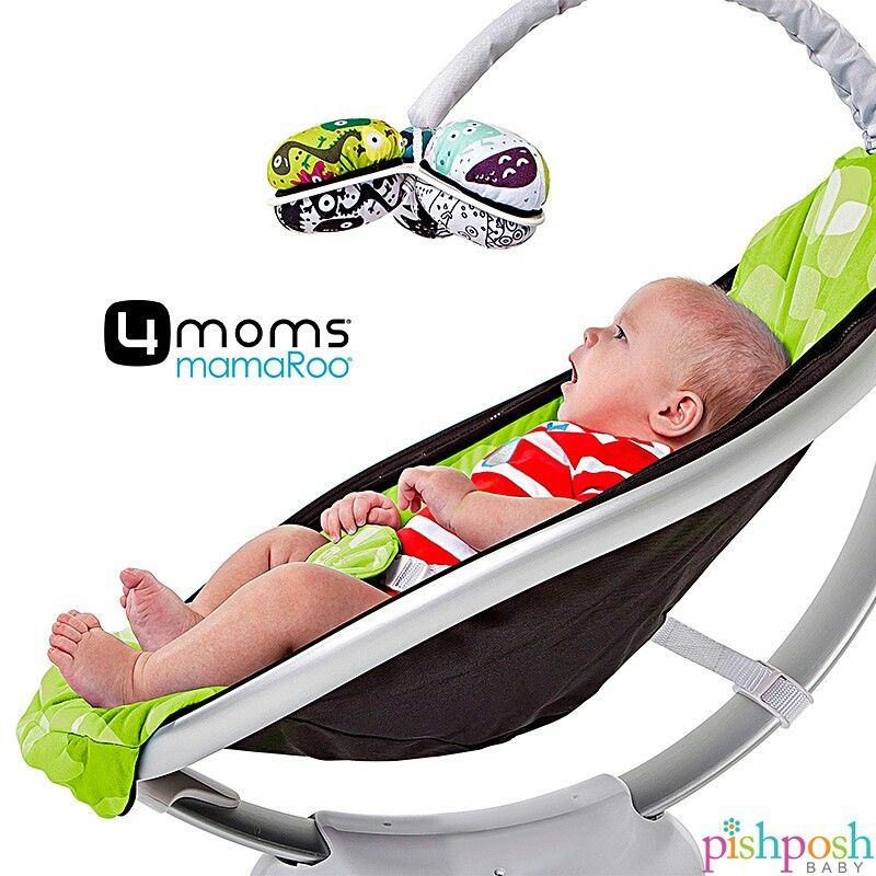 SALE! We are gearing up for the holidays with specials on the 4Moms Mamaroo! The Classic is now $199, and the Plush is now $229! Perfect for holiday get togethers!  http://www.pishposhbaby.com/4moms-mamaroo.html http://www.pishposhbaby.com/4moms-mamaroo-plush.html