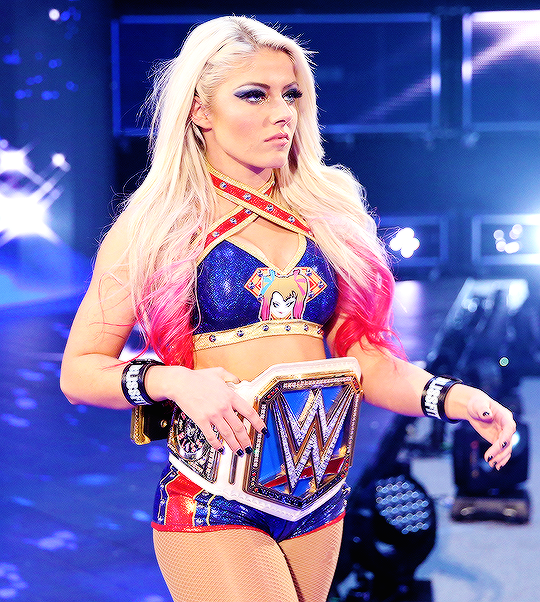 alexa bliss little miss bliss five feet of fury blissed off