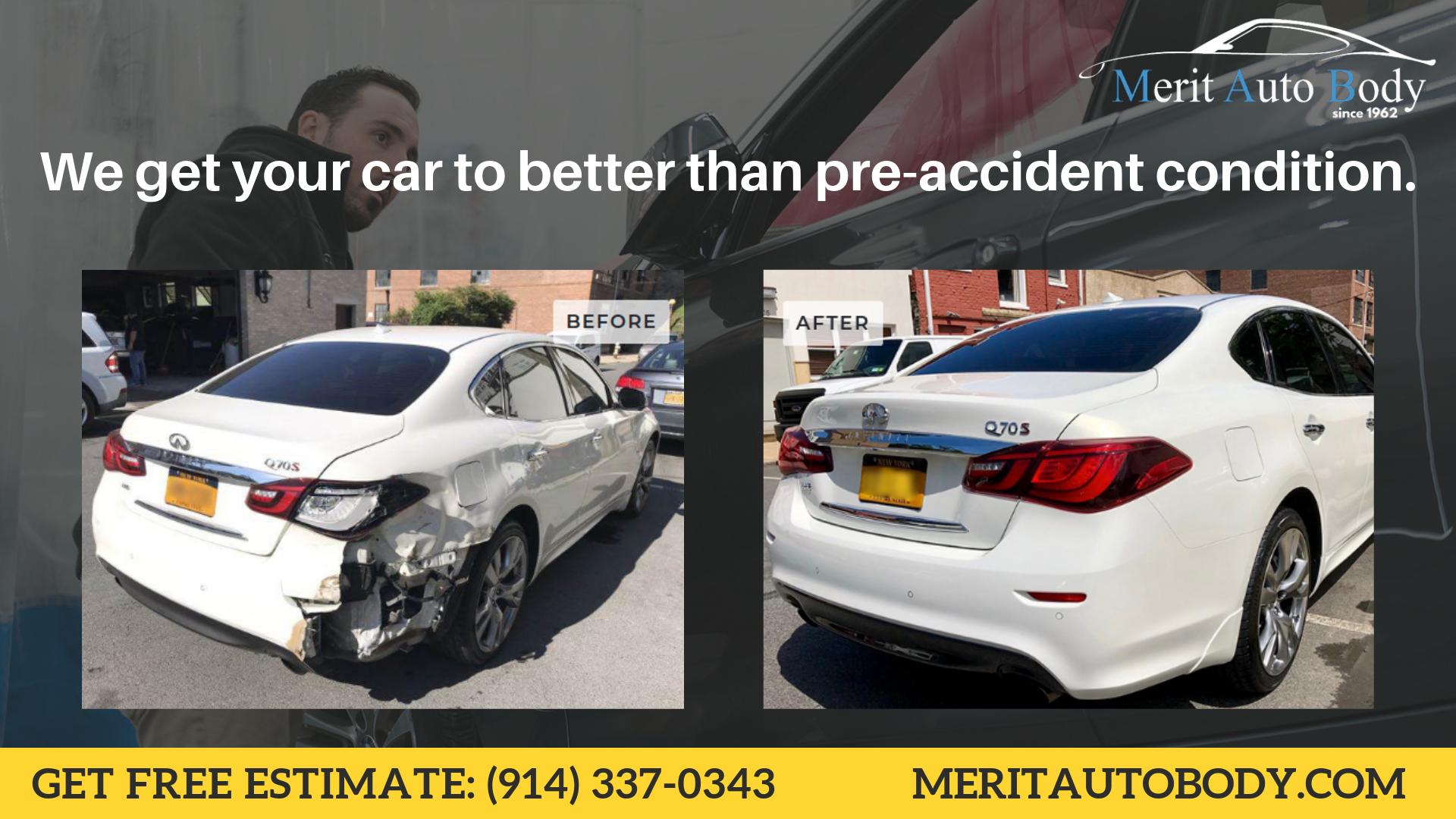 Collision Repair Bronxville Ny Auto Body Collision Repair