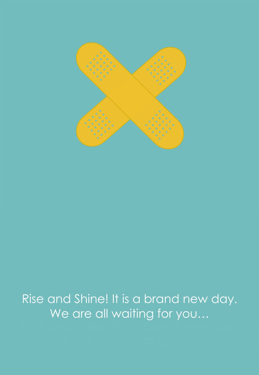 Get Well Soon Card Free Printable Rise And Shine It Is A Brand