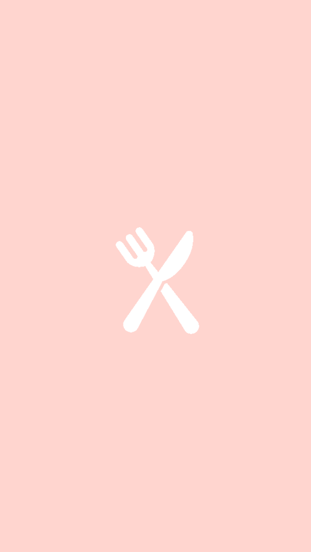Food Aesthetic Icon