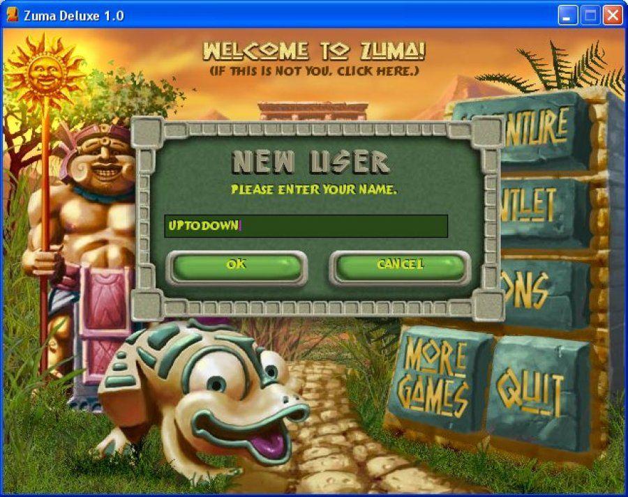 Zuma Deluxe 1.0 Download em Português Arcade, Jogos