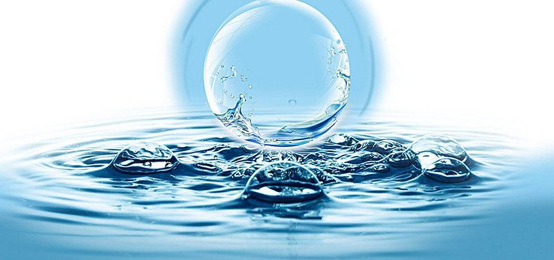 Water Ripples Water Polo Blue Background Skincare Makeup Fundos Azuis Padrao Circular Ilustracoes Vetoriais