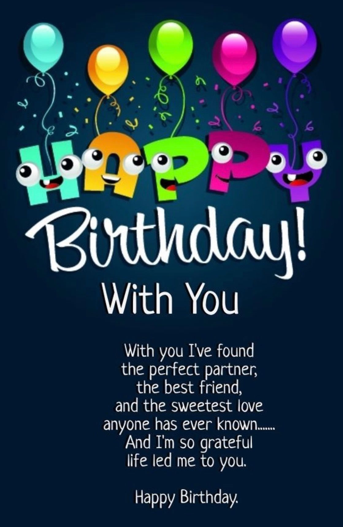 Pin by Gina Nel on Love / Marriage Happy birthday quotes