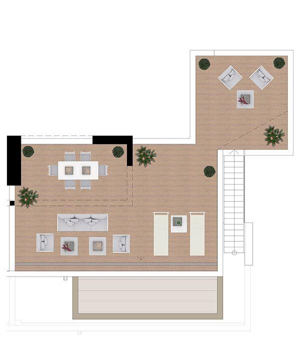 La Cala Residential Golf Properties In Costa Del Sol La Cala Resort Residential Property Interior