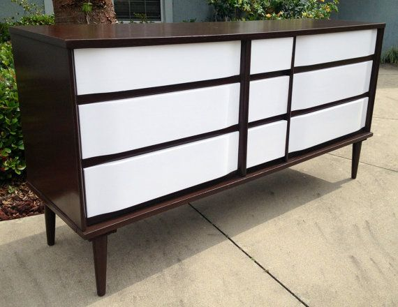 Best Reserved For Jon Refinished Mid Century Modern Solid Wood 400 x 300