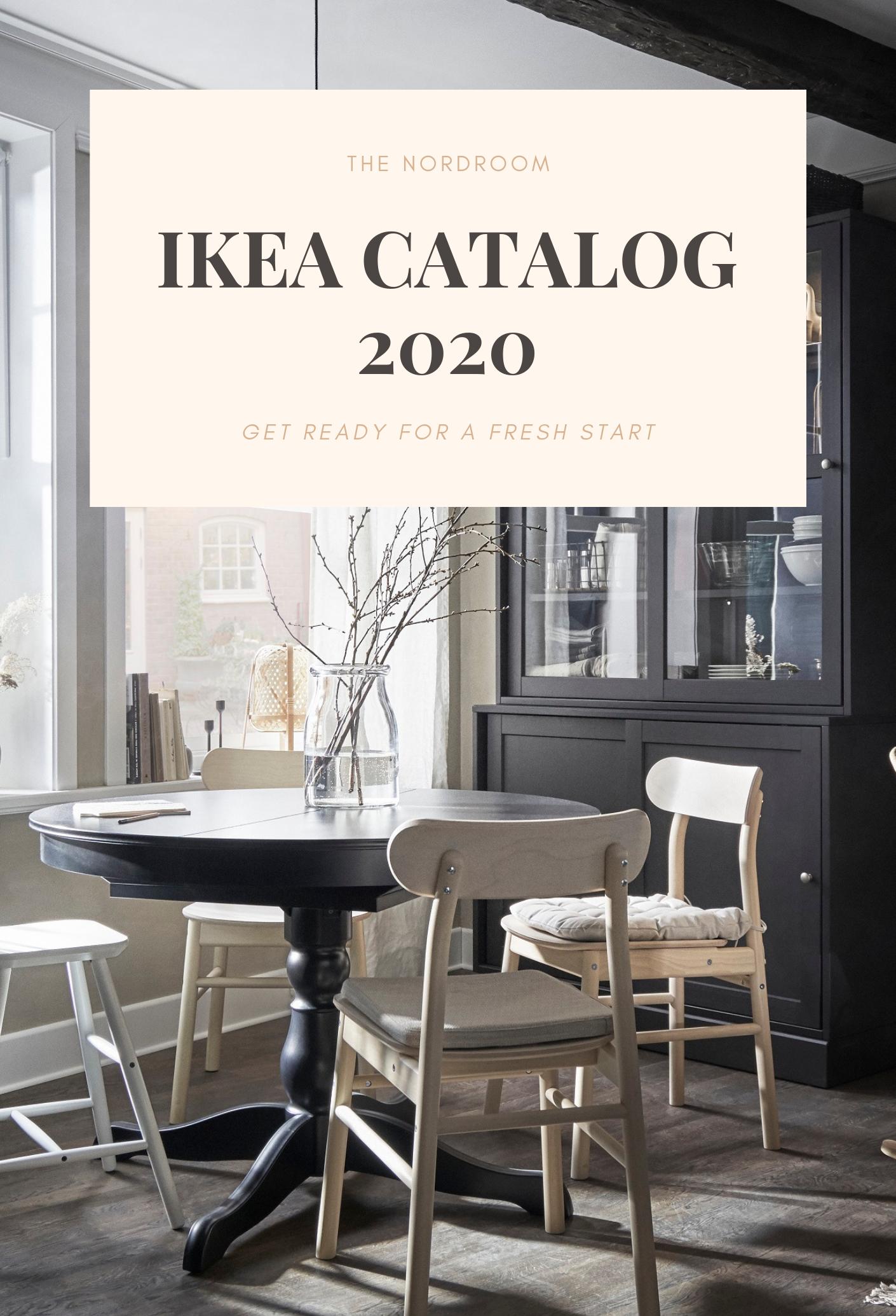 IKEA Catalog 2020 Get Ready For A Fresh Start Ikea
