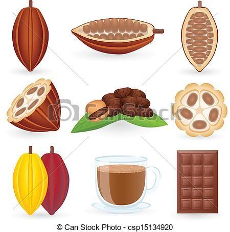 Resultado De Imagen Para Cacao Dibujo Cocoa Cacao Icon