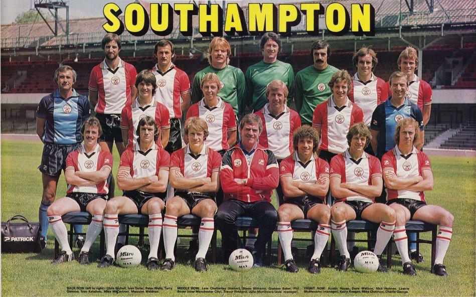 Pin De Jamie Van Huizen En Southampton Football Club 1970s 80s Equipo De Futbol Futbol Equipo