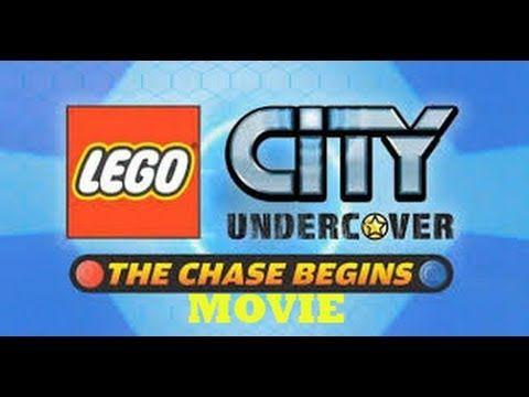 Lego City Undercover all cutscenes HD Movie