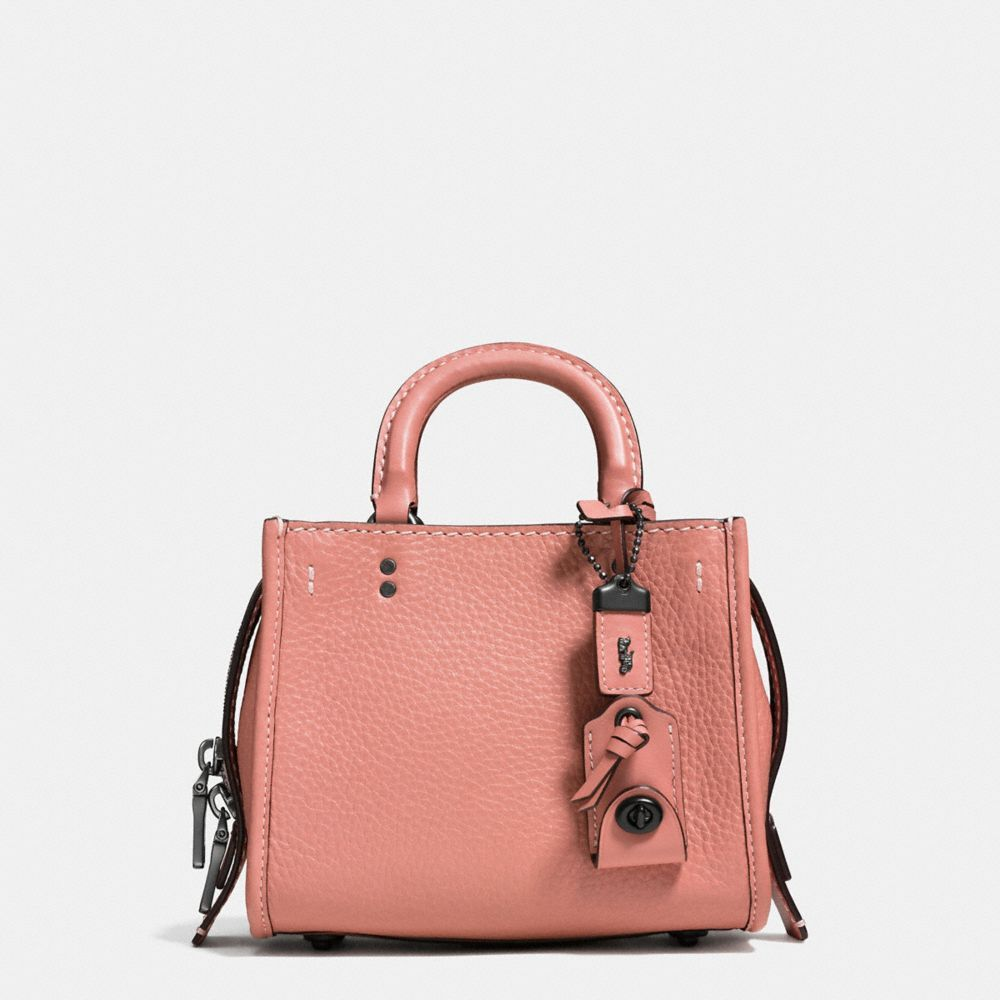 89e46cb3 COACH Rogue 17 In Natural Pebble Leather. #coach #bags #shoulder ...