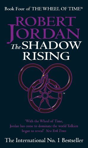The Shadow Rising Robert Jordan Wheel Of Time Books Books Book Worth Reading