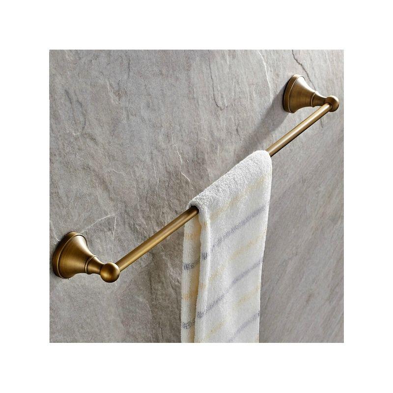 EU Lager) Antik Messing 24 Inch Handtuchhalter   Handtuchstange ...