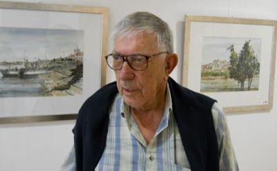 O Palhetas na Foz: Cunha Rocha, o pintor que sempre e melhor retratou...