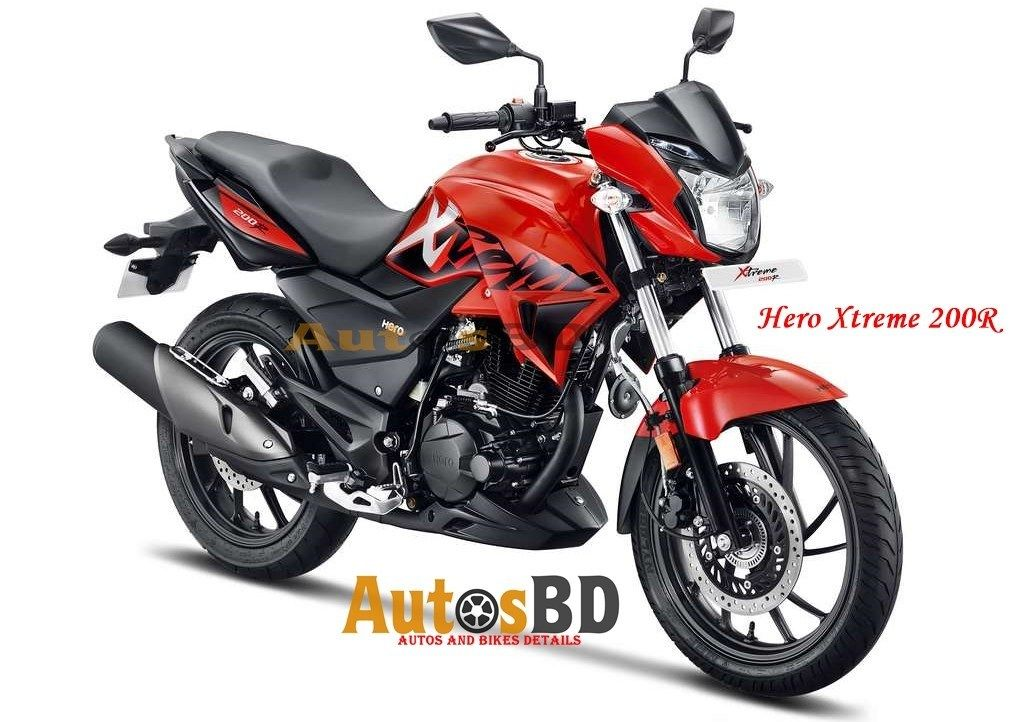 Hero Xtreme 200r Abs Specification Motorcycles In India Bike