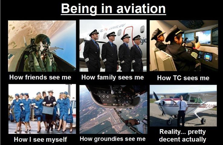 #AviationHumor #Flying # PrettyDecent | Aviation humor ...