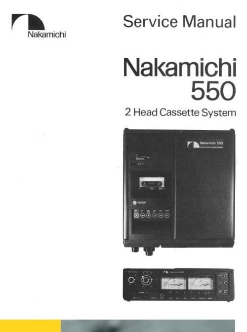 nakamichi 550 original service manual nakamichi service manuals rh pinterest com Instruction Guide Stop Watch Manual User Guide