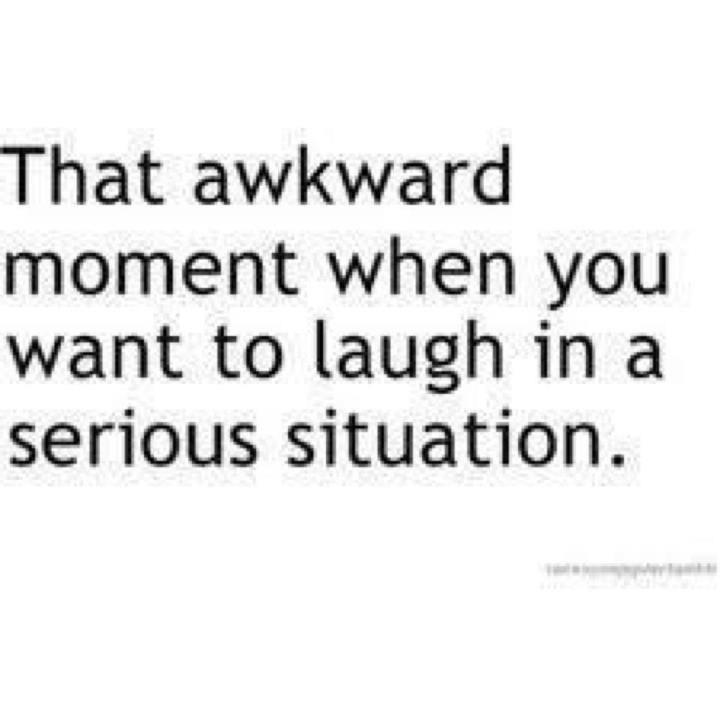too often...