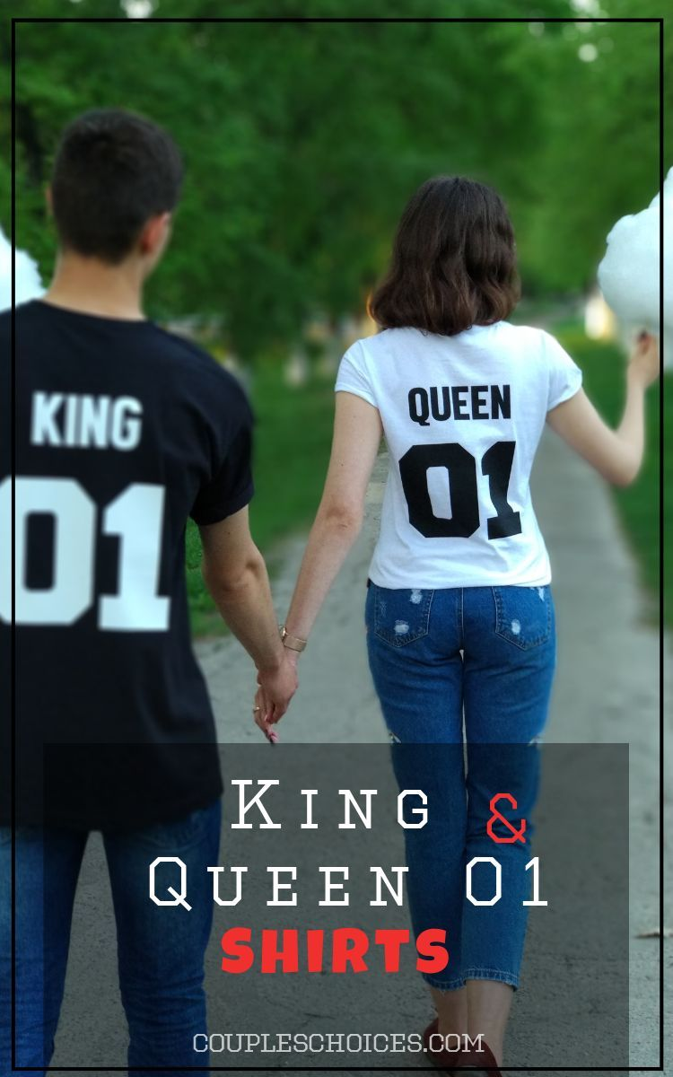 ae2fd74f17 King Queen Shirts. All our Shirts are custom-designed and made with love  for our customers. So let everyone know that the Queen has finally found  her true ...