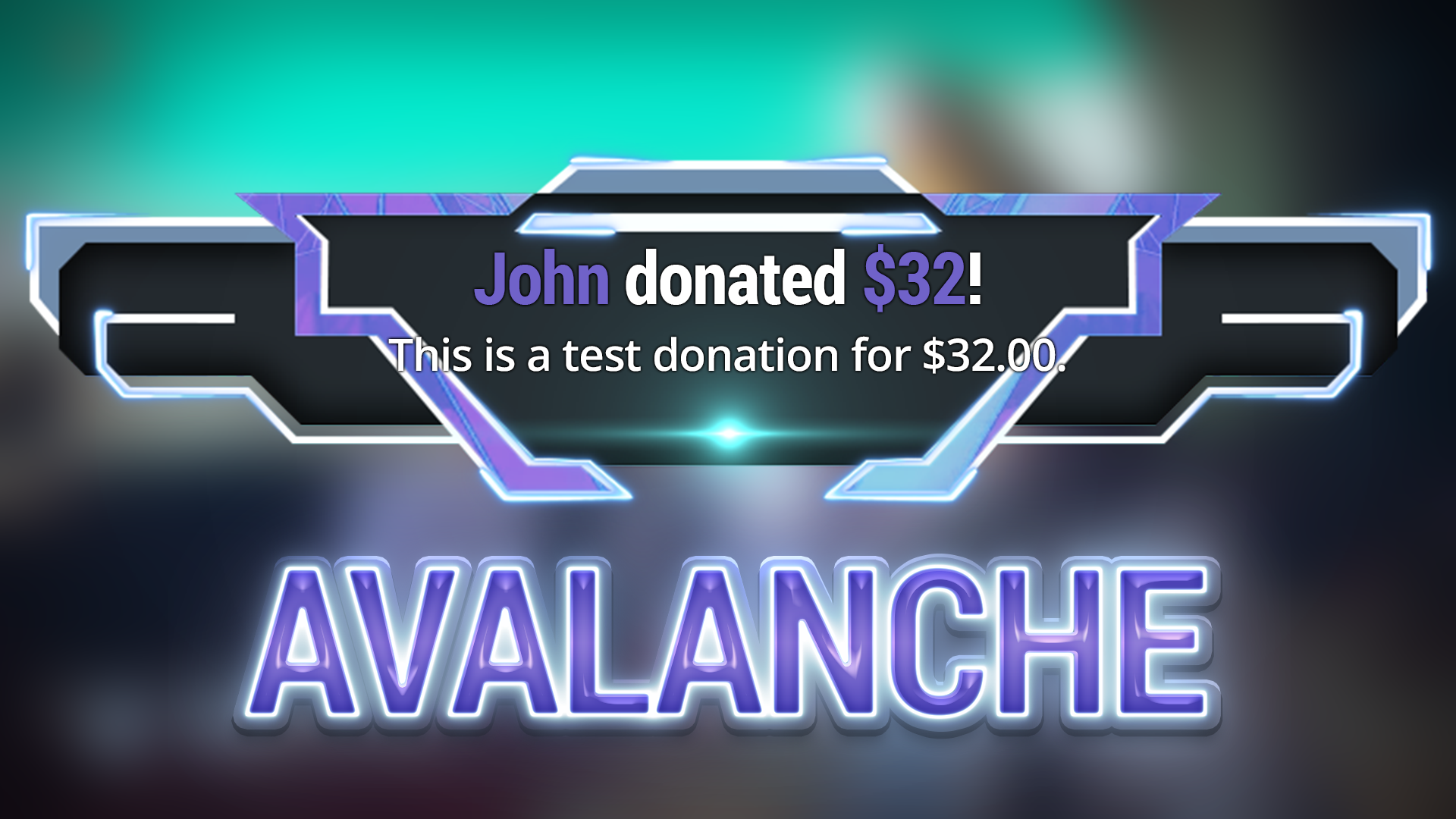 Streamlabs Donation