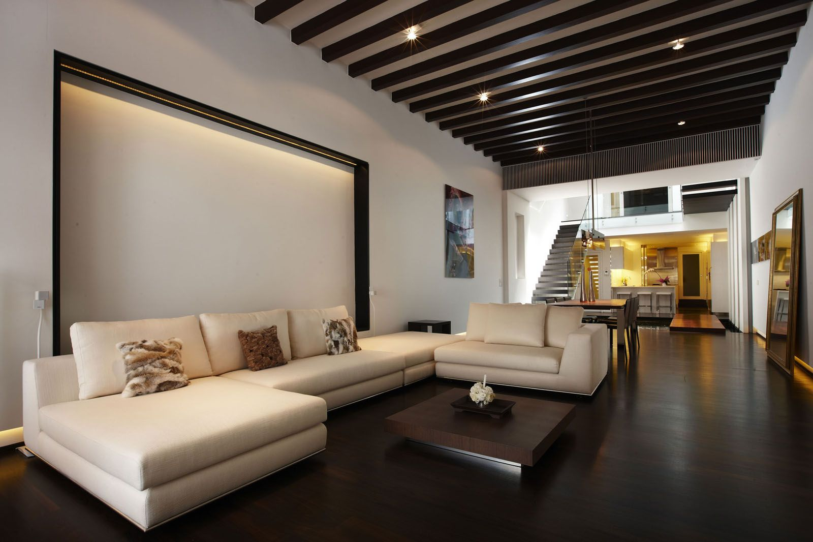 how much are interior designers - Luxury modern homes, Modern homes and Shophouse on Pinterest