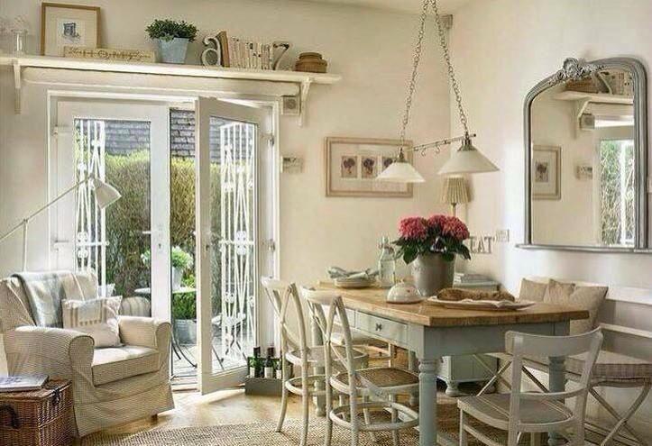 Shabby chic e arredamento provenzale pinterest - Gartenhaus shabby chic ...