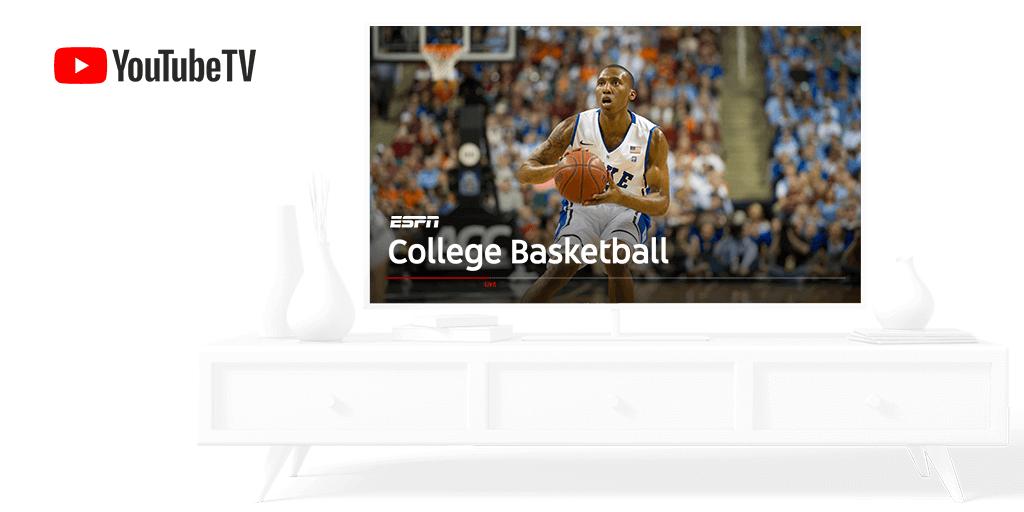 Stream live TV from ABC, CBS, FOX, NBC, ESPN & popular